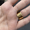 Thumbnail: Late Victorian 18 kt Gold Double Snake #discovery_antiques_jewelry #antique