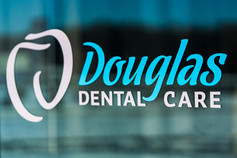 Douglas Dental Care Logo