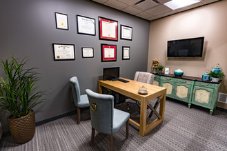 Douglas Dental Care Consultation Room