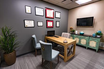 Douglas Dental Care Consultation Room