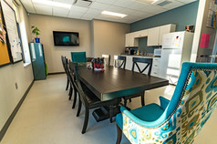 Douglas Dental Care Break Room