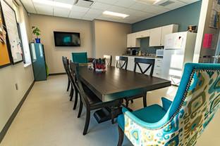 Douglas Dental Care Break Room