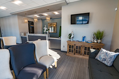 Douglas Dental Care Reception Area