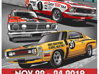 2019 Geelong Revival Motoring Festival