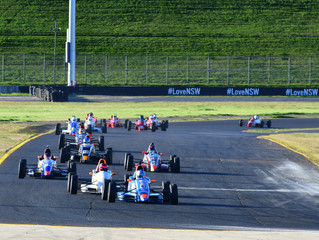Australian Formula Ford kicks off at SMP this weekend!