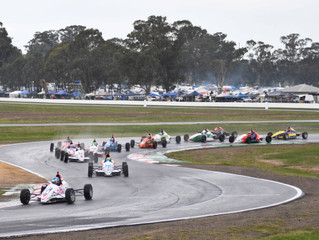 First win for Mouzouris at wet Winton