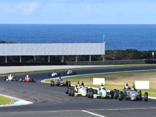 Round 5 of 2020 Victorian Formula Ford Championship cancelled