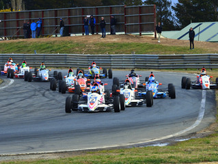 2020 Australian Formula Ford Championship - Calendar Announced!