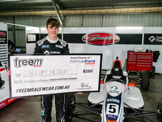 Sonic dominates qualifying at Winton SuperSprint