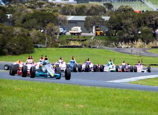 30+ Formula Fords set for title showdown at Phillip Island