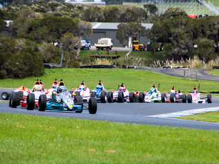 30+ Formula Fords set for title showdown at Phillip Island