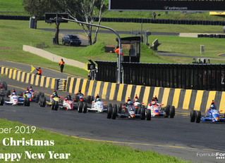 Merry Christmas and a Happy New Year from the Formula Ford Association