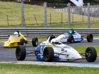 Kent-only grid confirmed for Sandown round!
