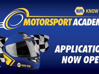NAPA Know How Motorsport Academy
