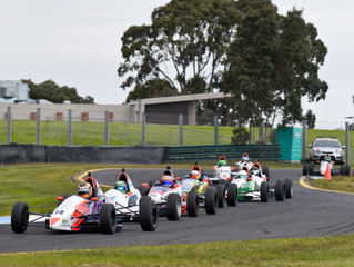 2019 Australian Formula Ford title wide open after Sandown thriller
