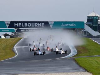 2021 Australian Formula Ford Championship calendar announcement