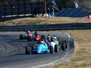 Australian Formula Ford joins NSW state series at Wakefield this weekend