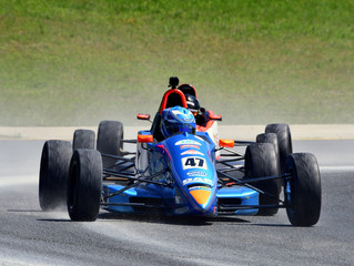 2020 NSW Formula Ford - Round 2 pointscore