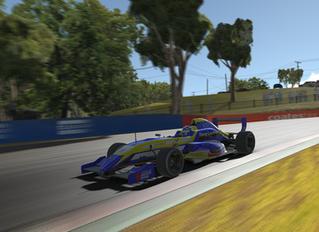 Cody Burcher dominates at Bathurst in Formula Ford E-Challenge