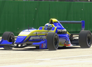 Burcher grabs back-to-back e-challenge round wins