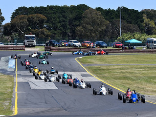 Historic Formula Fords invited at Sandown Vic State opener