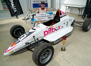 Mouzouris triumphant after Phillip Island finale