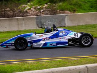 Jarrod Costello wind Australian FF1600 round in Sydney