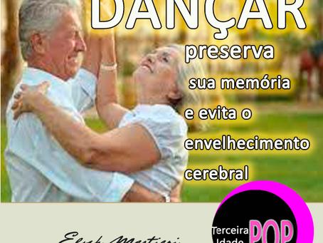 Dançar é cuidar da saúde.