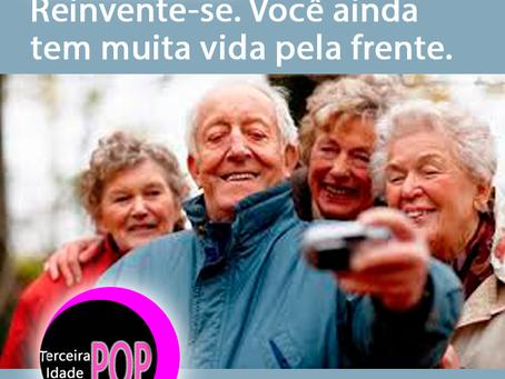 Maiores de 70 anos- Reinventem-se