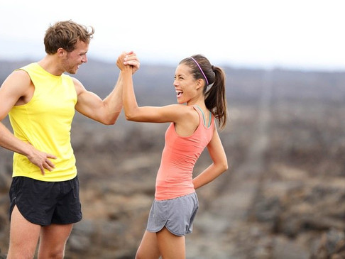 4 Ways to get your partner on board with resolutions