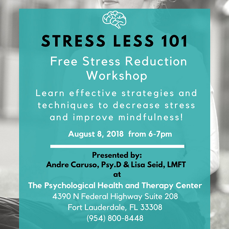 Stress Less 101