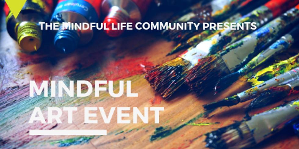 Mindful Art Event: Reduce Stress Through Art!