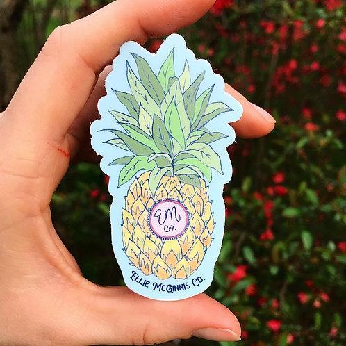 Pineapple & Pearls