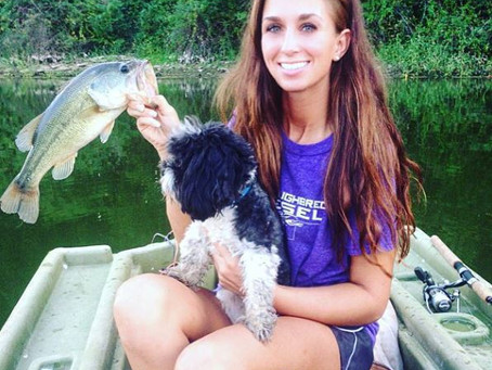 Dreaming About Fishing