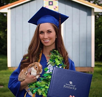 Thank Goodness for Rabbits - How I paid for college and funded my business.