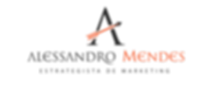 Logo alessandro estrategista laranja esc
