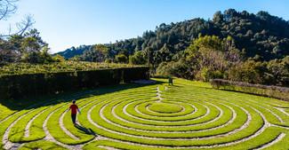 Parque Amantikir - Jardins que falam