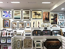 Beautiful selection of frames