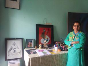 Manjari Agrawal | Artist & Art Educator
