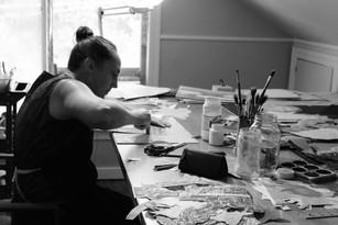 Erin Hoffman | Printmaker & College Professor Art
