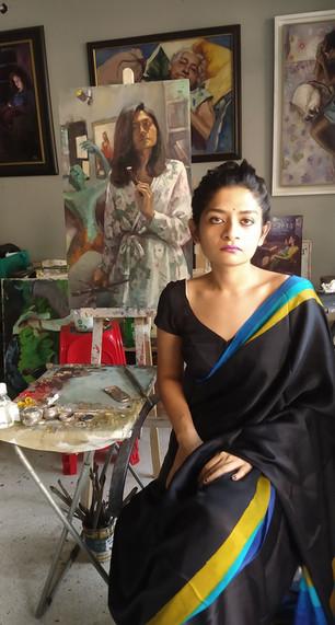 Alia Kamal | Artist