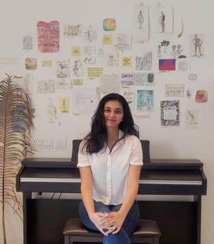 Madhulika Mohan | Poet & Interdisciplinary Artist