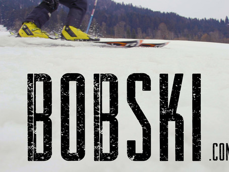 "The new ""Ski in Control with Bobski"" YouTube channel goes live!"