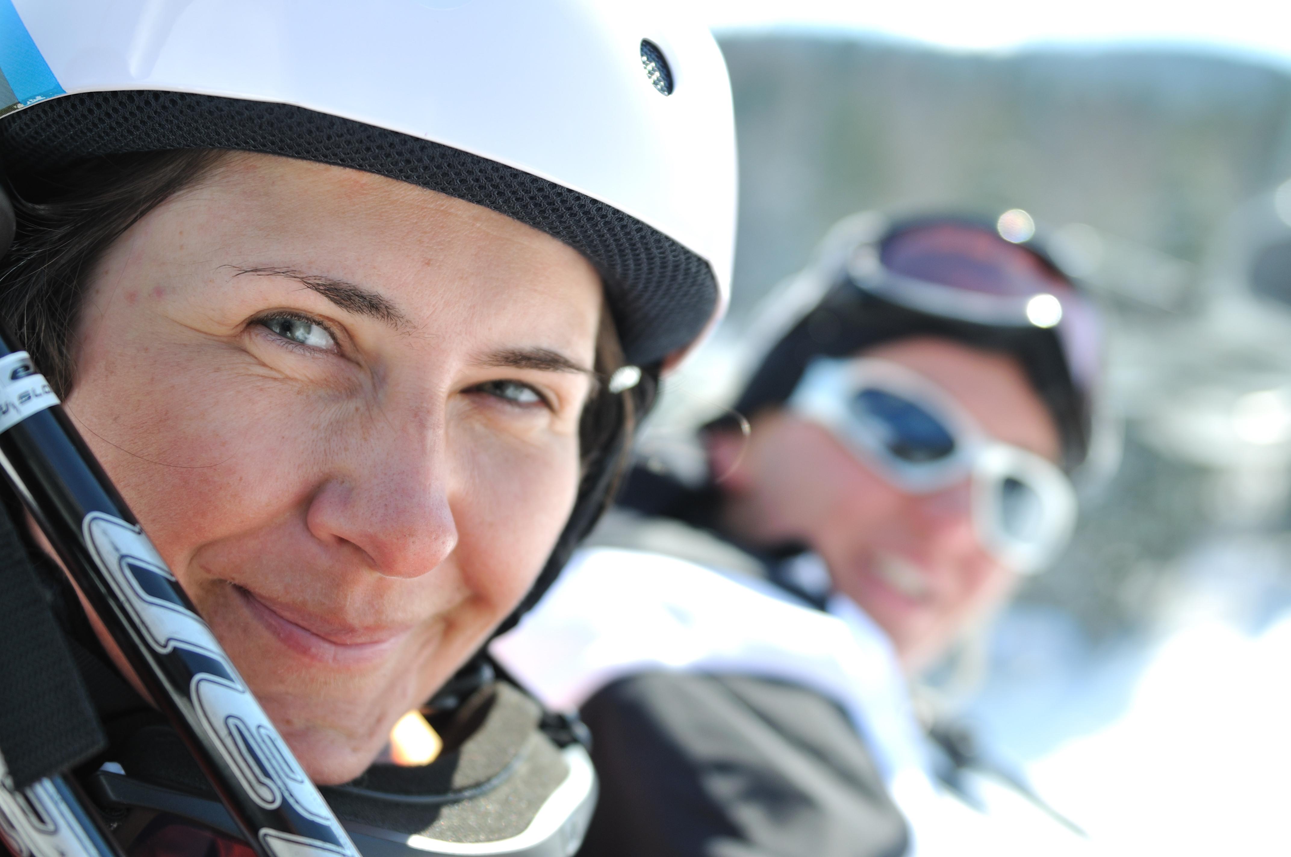 Ski courses for Women