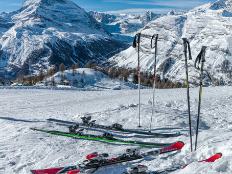 SKIING - It really is a mind game
