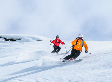 How to learn to ski with confidence (Part 2)