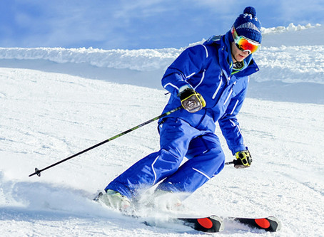 HOW TO IMPROVE YOUR SKI CARVING