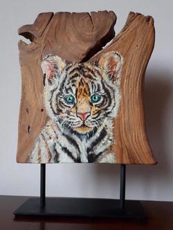 Sandokan 25 x 27 cm