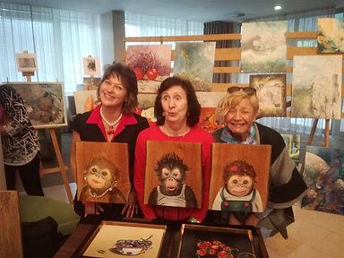 Tentoonstelling Dudince, Slowakije