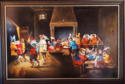 Podla David Teniers de Jonge